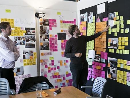 Por que o Design Thinking é a nova vantagem competitiva