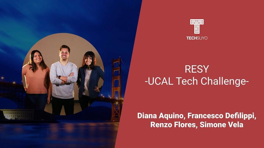 RESY - UCAL Tech Challenge