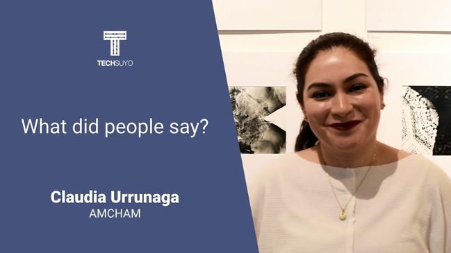 Claudia Urrunaga
