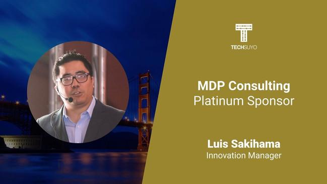 MDP Consulting - Platinum Sponsor