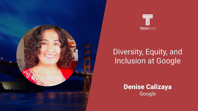Diversity, Equity, and Inclusion at Google
