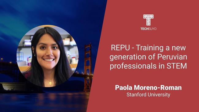 REPU - Training a new generation of Peruvian professionals in STEM