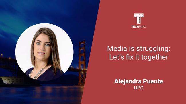Media is struggling: Let's fix it together