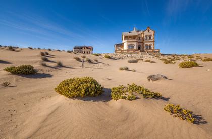 Namibian Landscape - by Chris Stenger