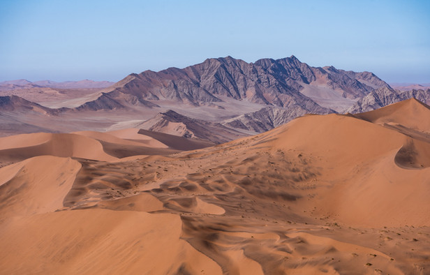 Dunes - by Eelco Bohtlingk
