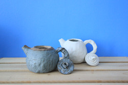 Pinched Teapots