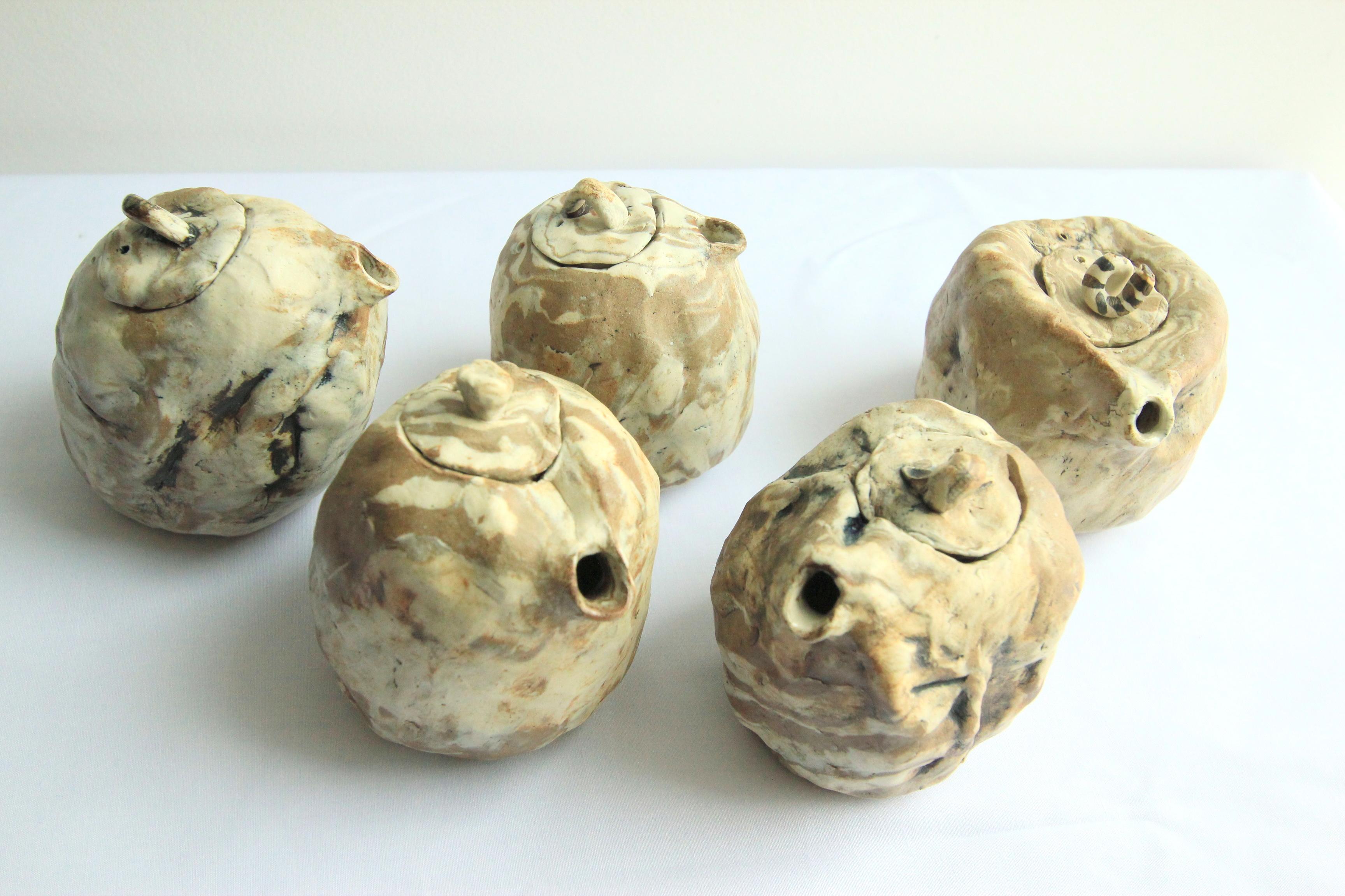 Pebble Pots