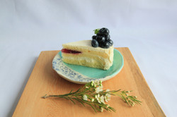 Turquoise Snack Plate