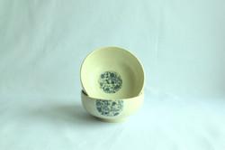 White Shallow Bowl