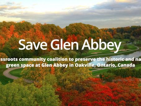Glen Abbey Development Cancelled