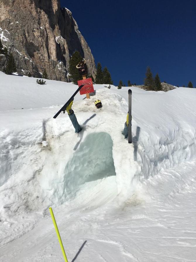 SAISONABSCHLUSS: Die Skiabteilung beendet die Wintersaison erneut bei besten Wetter- und Schneeverhä