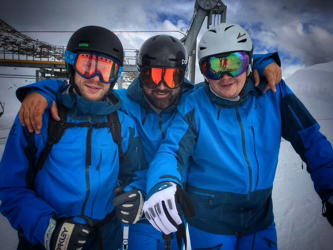 """""""SCHWARZES SCHAF"""": Unser Skitest! (Tag 2)"""