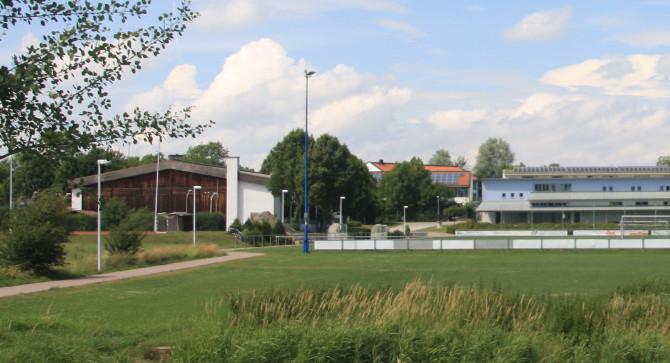 """""""TSV Schwabhausen bekommt eine neue Halle"""" (Dachauer Nachrichten)"""