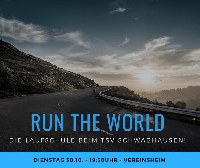 TESTBETRIEB: Neues innovative Laufkonzept beim TSV!