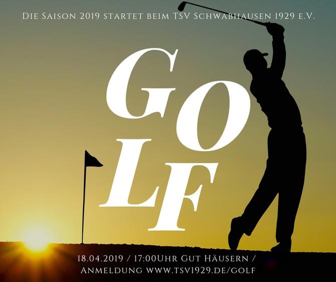 UNSERE NEUE FACEBOOK KAMPAGNE: Golf, Fitness und Sportabzeichen