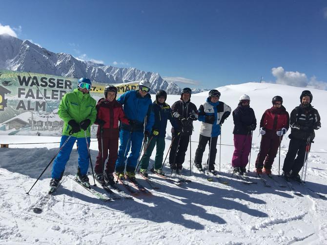 SPORTLICH & KULINARISCH: Unterwegs mit der Skiabteilung in Südtirol!