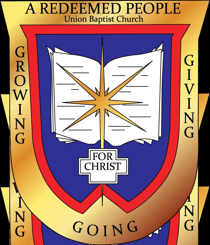 LOGO Union Baptist Clear Background