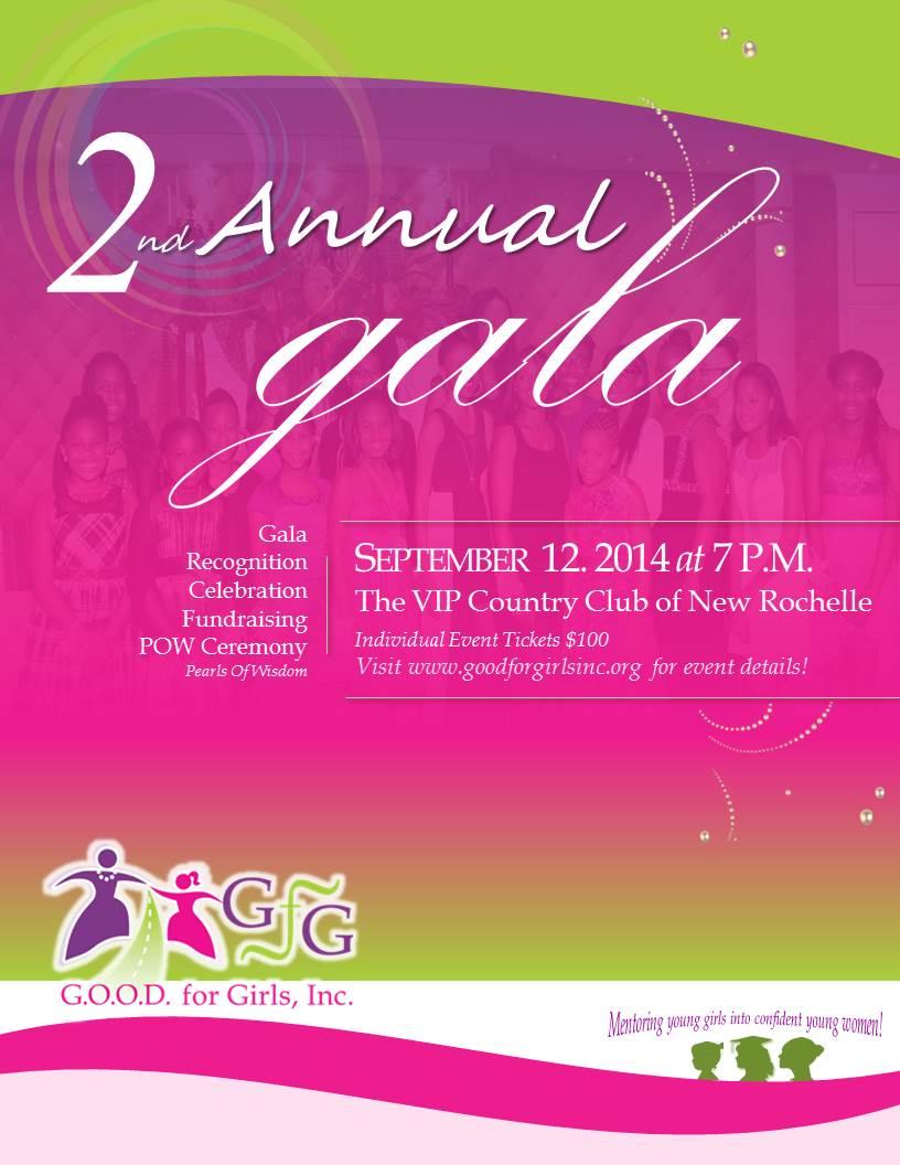 Good for Girls Gala 2014