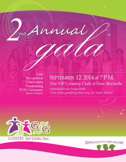 Good for Girls Gala 2014