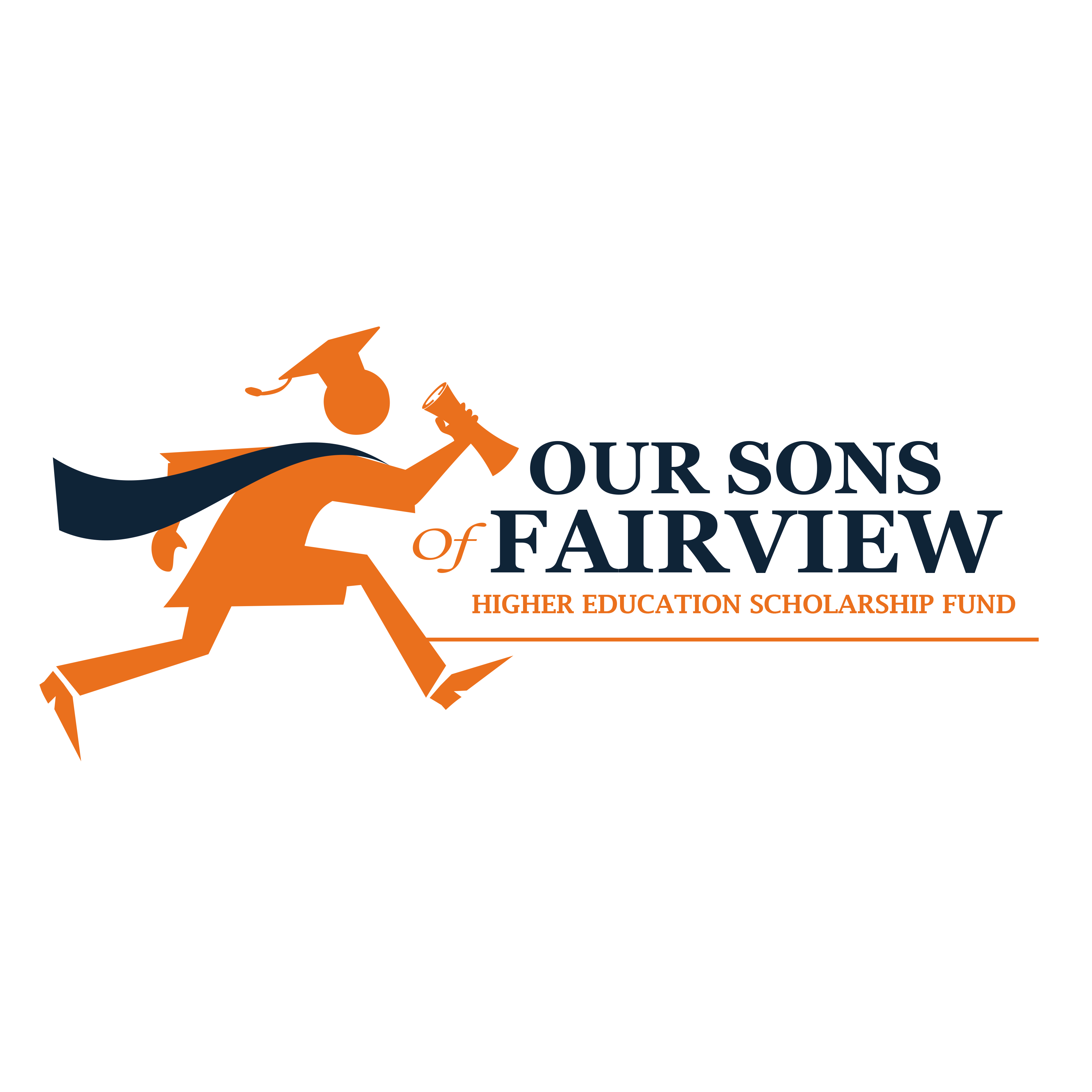 Our Sons Of Fairview - white background