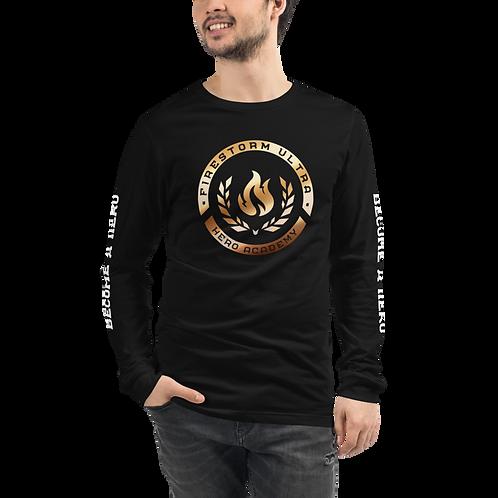 Firestorm Hero Academy Lightweight Long Sleeve Tee