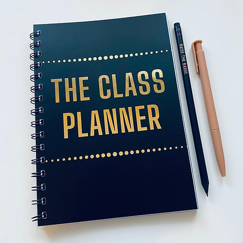 The Class Planner