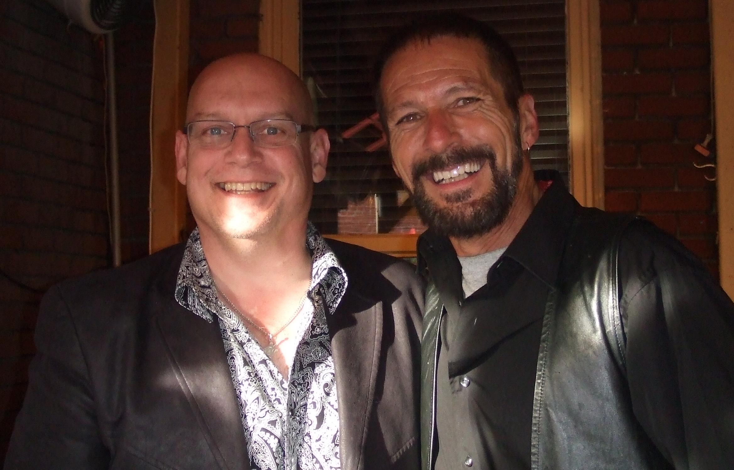 Marc-André Houle & Guy Marcoux