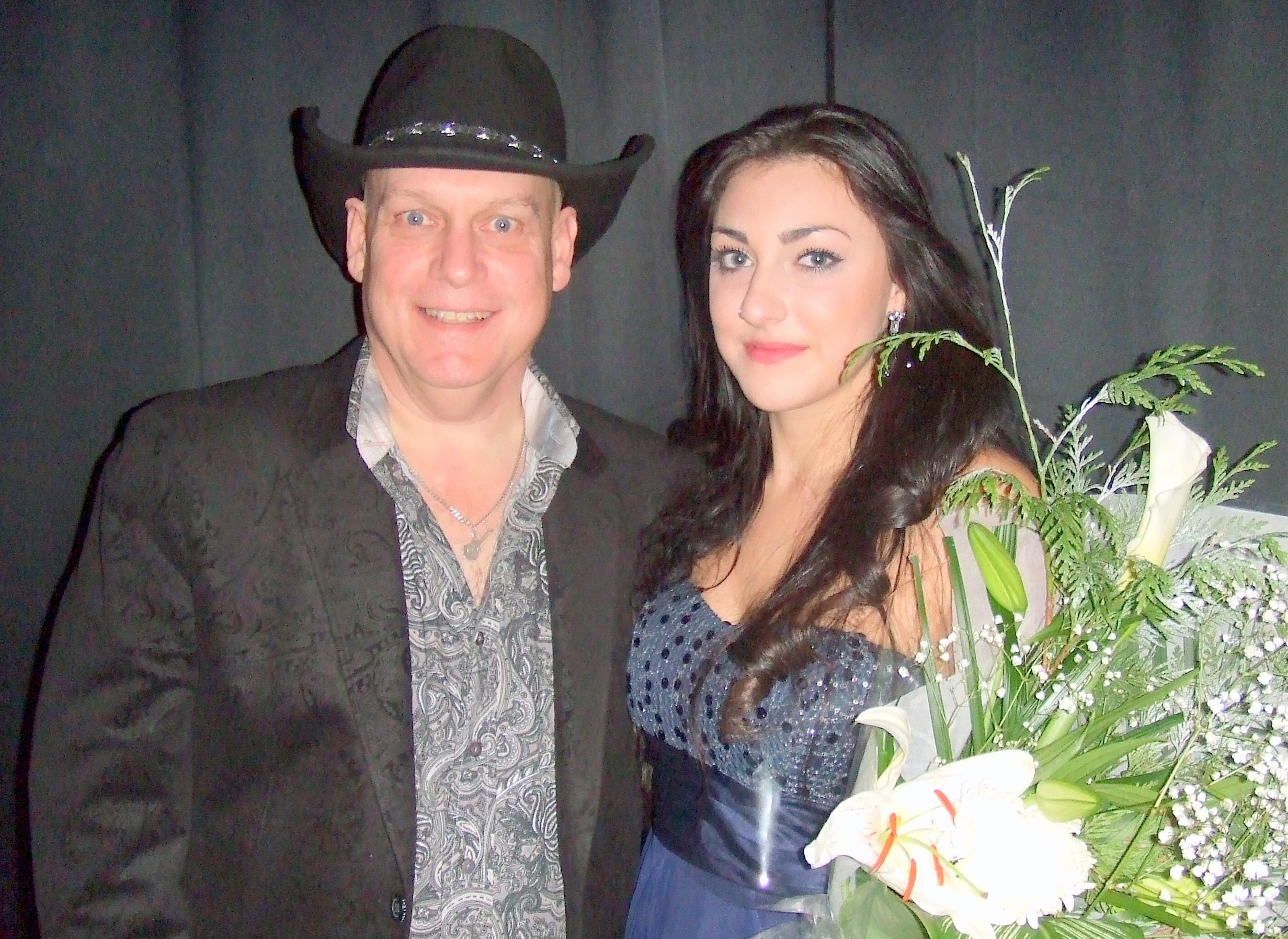 Vanessa Lavoie & Guy Marcoux