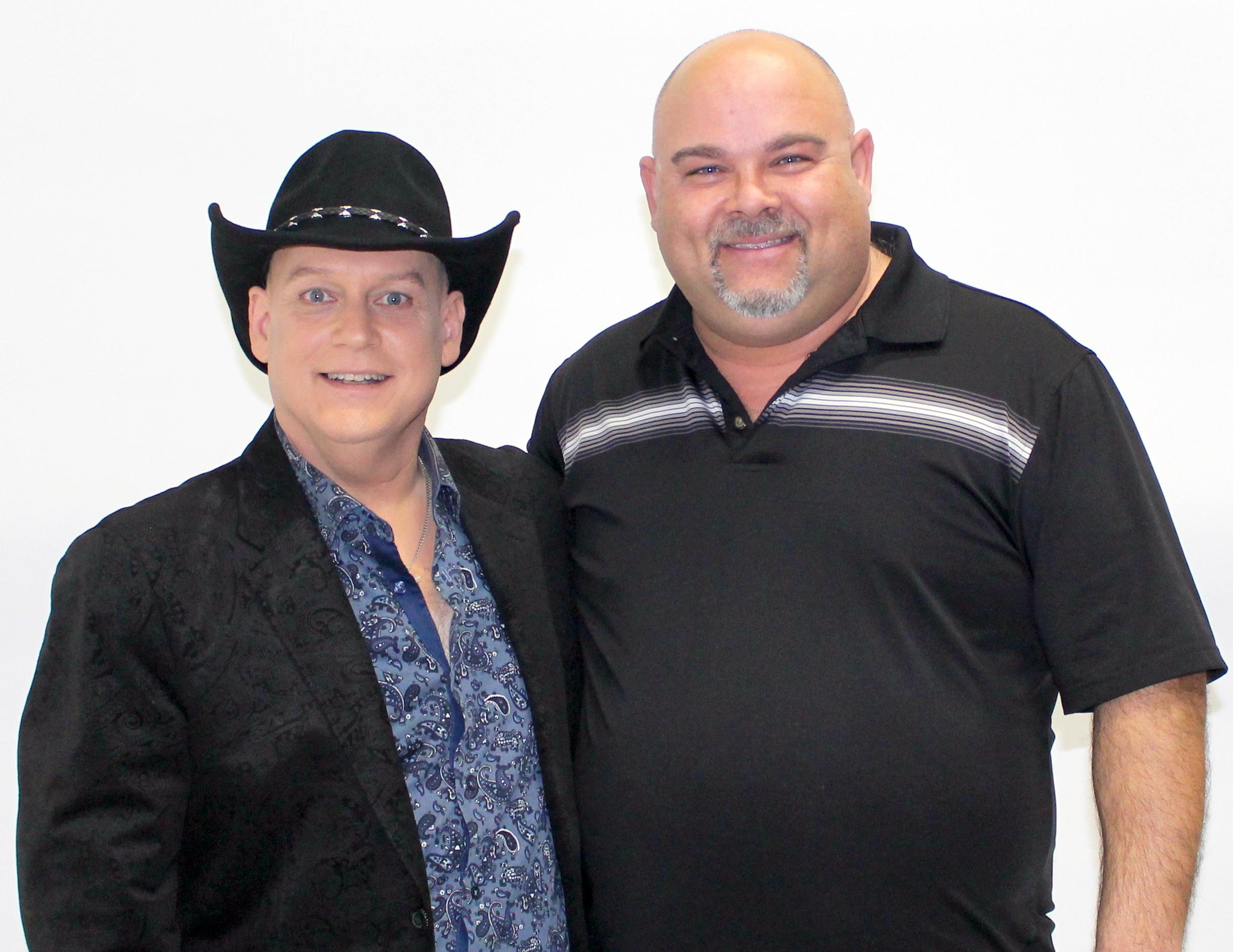 Phil Denault & Guy Marcoux