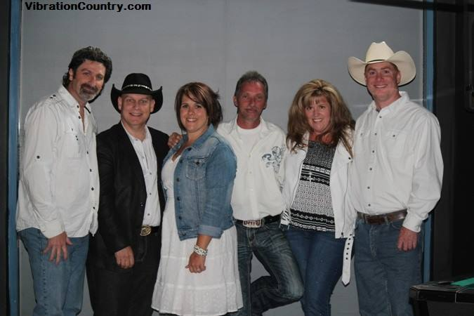 Photo prise par Vibration Country