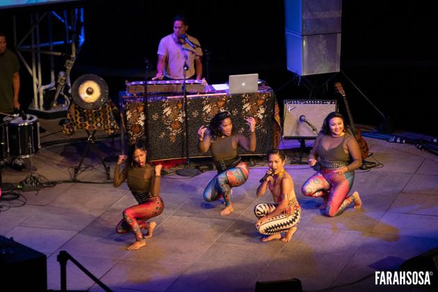 Grand Performances 2018 // Photo by Farah Sosa
