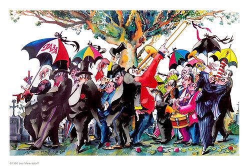 """Jazz Funeral Parade"""