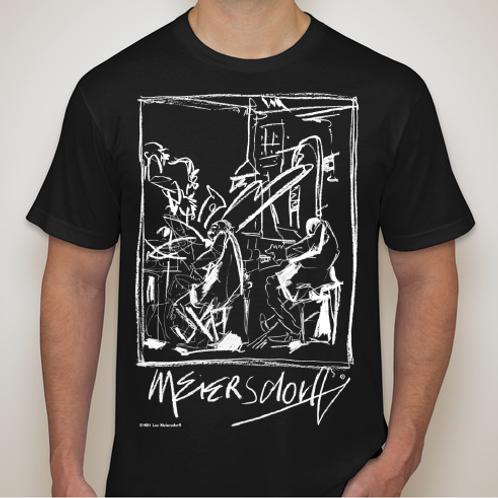 """""""Meiersdorff Jazz"""" B&W T-shirt"""