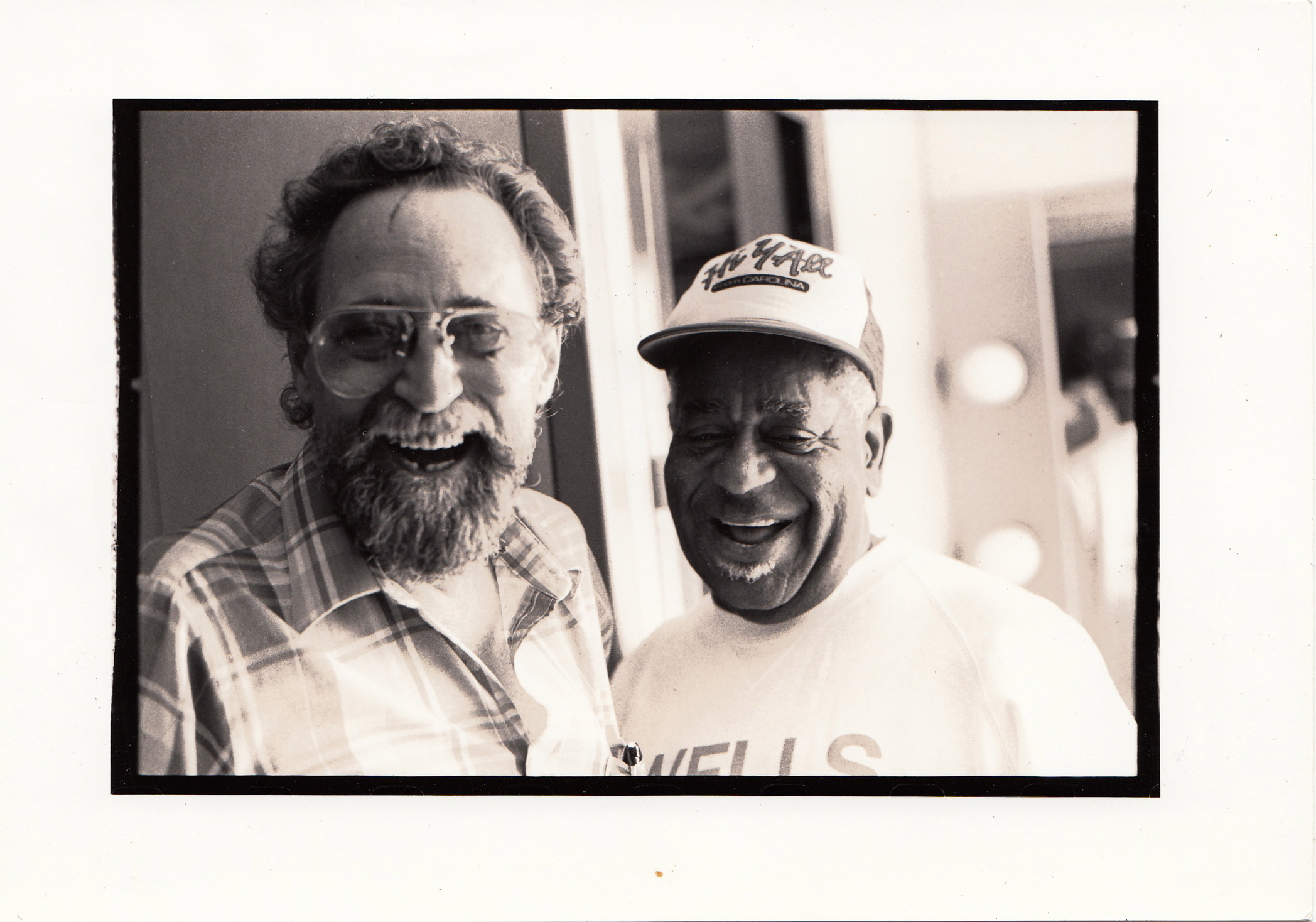 Leo+Dizzy on board SS Norway Jazz at Sea Cruise 1988