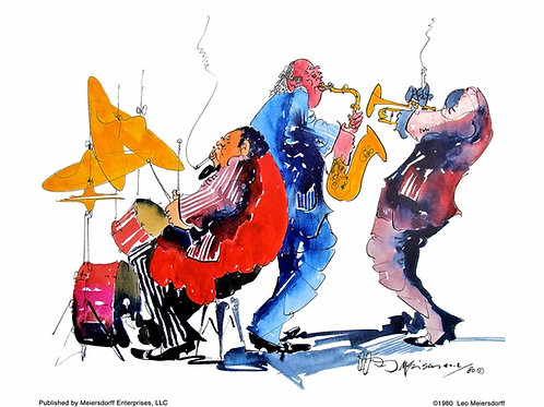 """Jazz Trio"""