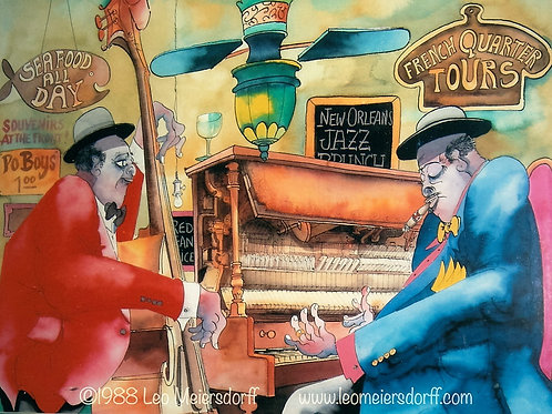 """French Quarter Tours"""