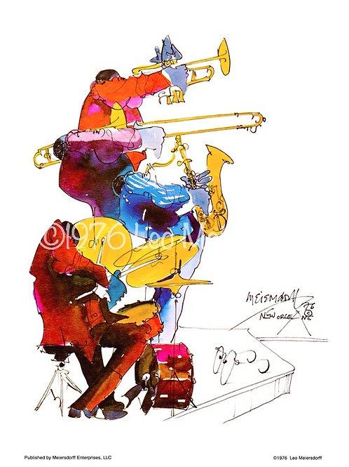 Jazz Combo from ~40th Anniversary of Jazz Vol. 1