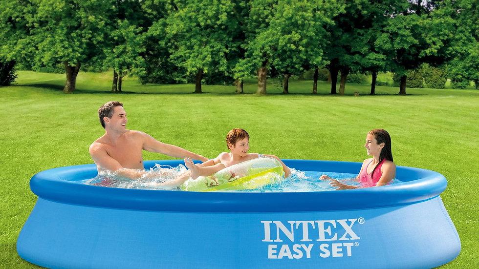 Бассейн надувной с Easy Set Intex 305*61см  3077л 28116
