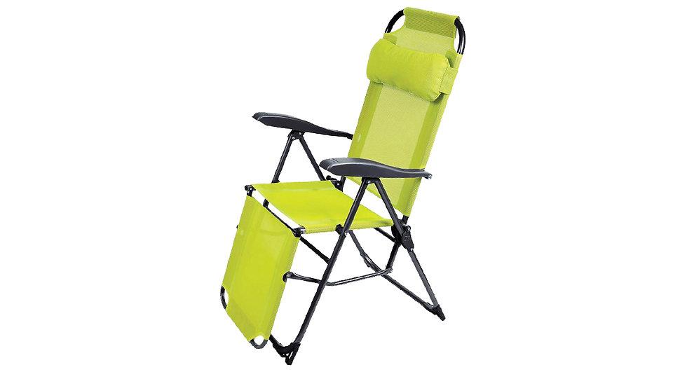 Кресло-шезлонг 3 с/п лимонный К3 до 120кг