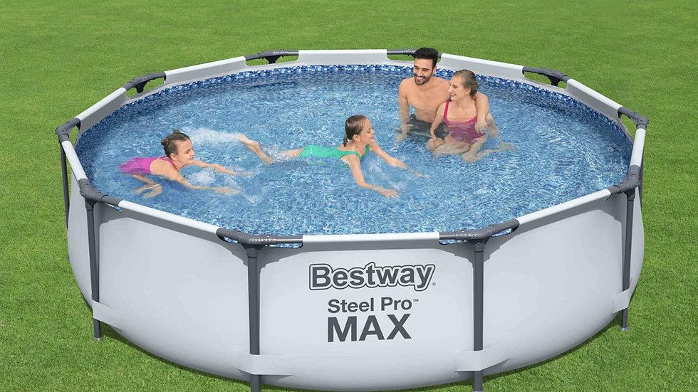 бассейн bestway STEEL PRO MAX 56406