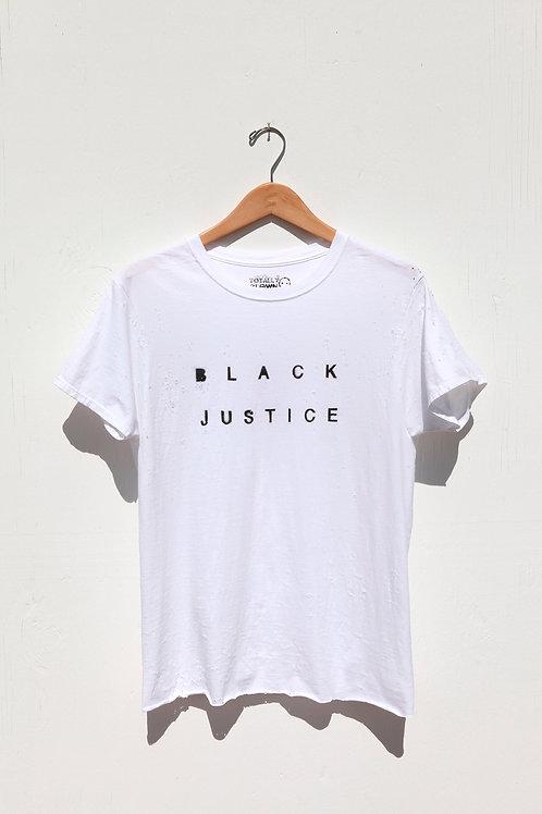 Black Justice Tee