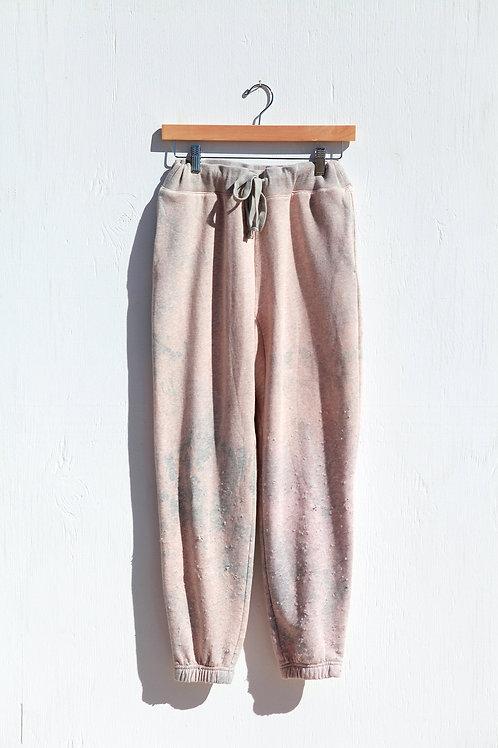 Tripper Peach+Grey Sweatpants
