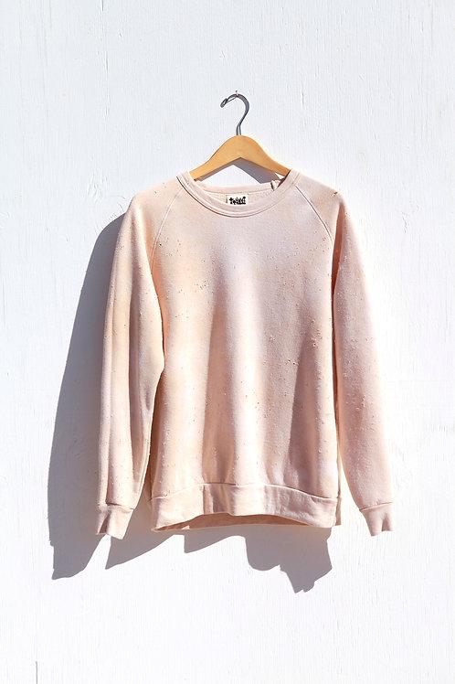 Raglan Rusted Sweatshirt