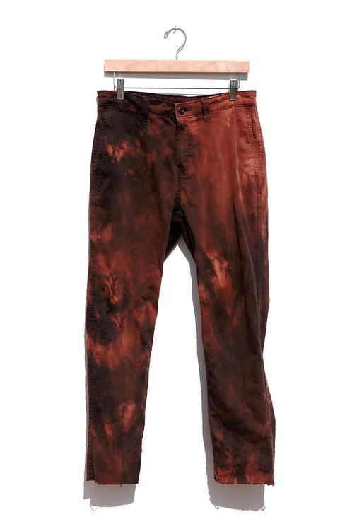 Marbled Brown Pants