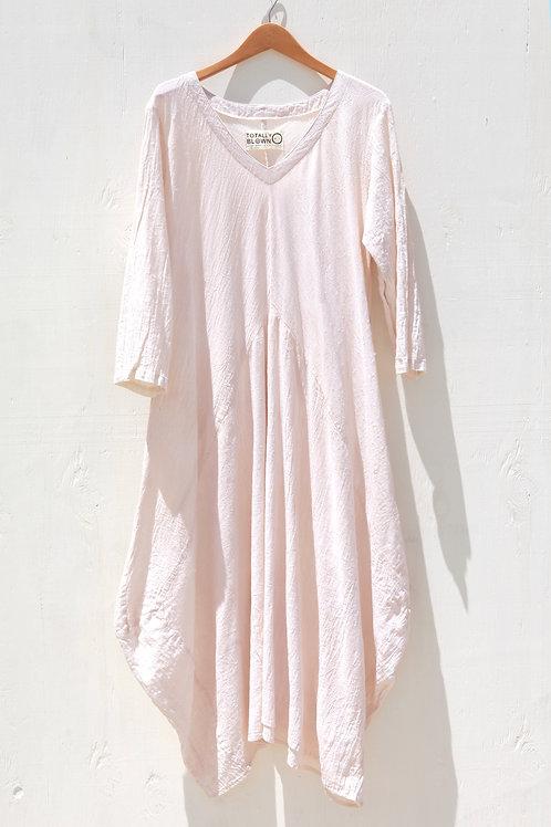 Moroccan Cotton Gauze Dress