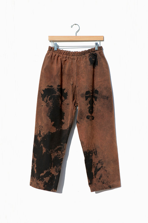 Elastic Karate Pants