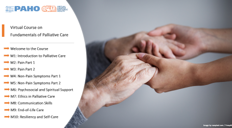 PAHO Virtual Palliative Care Course