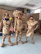 Junk Costume making workshop