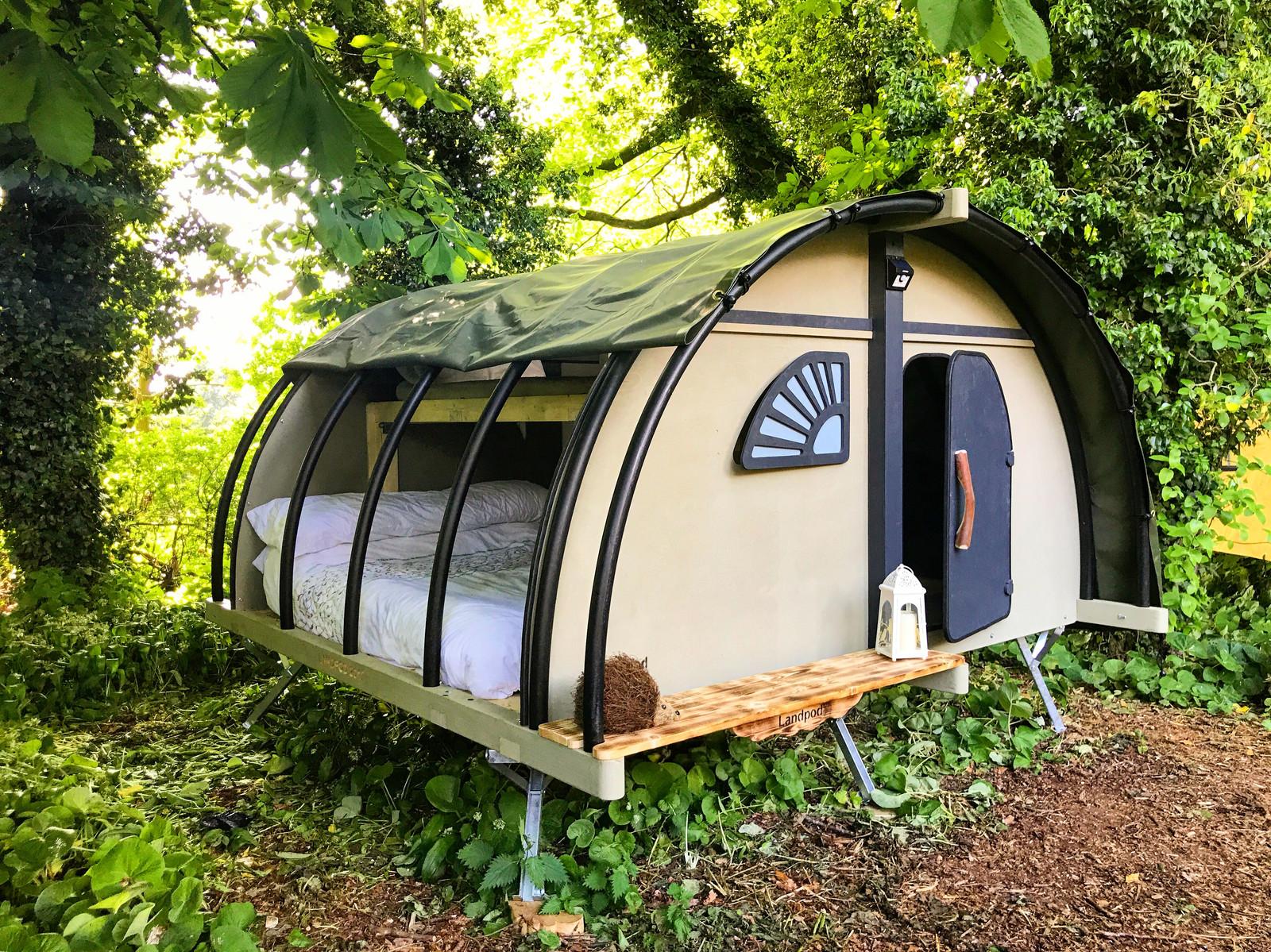 Landpod Unique Amp Cosy Glamping Pods Amp Cabins Staffordshire
