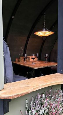 Glamping pods UK